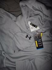 UNDER ARMOUR COLDGEAR TECH HOODIE LOOSE FIT (RUNS BIG) SIZE XL L MEN NWT $$$
