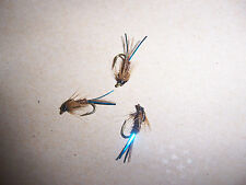 Standard PTN Pheasant Tail Nymph Trout Flies sizes 16 & 18 by Salmoflies Fishing