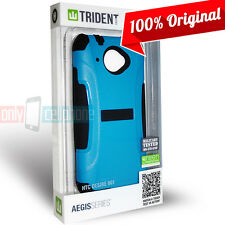 Trident Hybrid Case for HTC Desire 601 HTC Zara Black/Blue/Red/Green/Pink Cover
