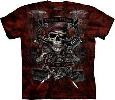 DEAD MEN TELL NO TALES ADULT T-SHIRT THE MOUNTAIN
