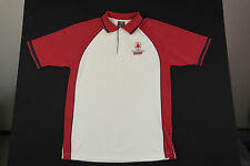 C-078 MENS ILLAWARRA RUGBY FOOTBALL TOP JERSEY POLO SHIRT SIZE XL