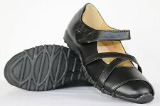 WOMENS LADIES COMFORT SHOES UPPER LEATHER - CAUSAL COMFORTABLE EVERYDAY WEAR
