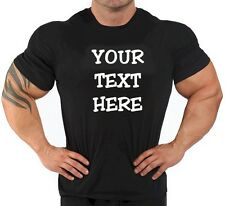 BUY your Custom Personalized T Shirts -print your TEXT, printing
