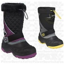 Ski-Doo Kids Flip Snowmobile Boots Youth