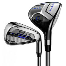 NEW Cobra MAX Combo Hybrid Irons 2016 - Choose Set Composition, Flex & Dexterity