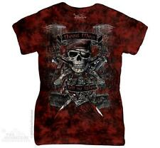 DEAD MEN TELL NO TALES LADIES TEE THE MOUNTAIN