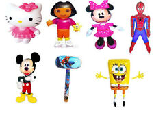 INFLATABLE CHARACTER KIDS  Figure Disney Character Kids Toy Party/spiderman