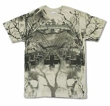 METALLICA MASTER OF PUPPETS STRINGS ALL OVER PRINT GREY T-SHIRT NEW OFFICIAL