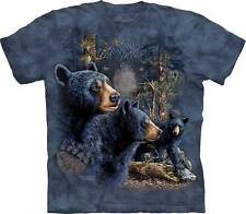 FIND 13 BLACK BEARS CHILD T-SHIRT THE MOUNTAIN