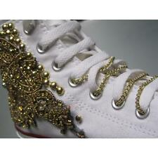 Shoes Converse Gold Carpet  m7650c unisex White Studded Nikelfree Limited Editio