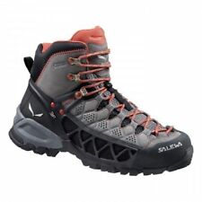Salewa Alp Flow Mid GTX Hiking Shoes, Womens, Waterproof Gortex, Sz 6-11