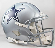 NFL RIDDELL PRO LINE REVOLUTION SPEED FULL SIZE AUTHENTIC HELMET NFC EAST