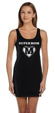 Super Mom Shield - Superhero Mother Mother's Day Gifts Tunic Dress For Wife
