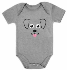 My Little Pup - Cute Puppy Face Funny Bodysuit Baby Onesie Gift Idea