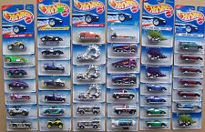 1995 1996 Hot Wheels Collector Card All Diff Variations Choice Lot 2 of 10
