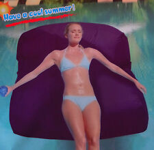 Sofa Bean Bag Cover Pool Water Resistant Indoor Outdoor BeanBag Lounge Chair New