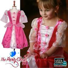 DELUXE PRINCESS POSY Girls Fairy Tale Fancy Dress Costume Outfit PP036