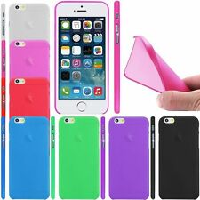 Apple iPhone 6 / 6s case Thin 0.3mm Matte Cell Phone Cover Protector