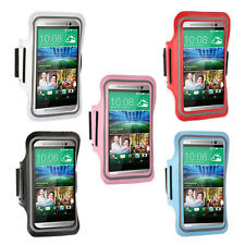 Running Sports Gym Armband Case Cover Pouch Holder For HTC ONE M7/M8 Armband Bag