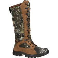 Rocky Waterproof Snakeproof Hunting Boot Mossy Oak Breakup
