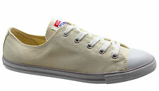 Converse Chuck Taylor All Star Dainty Ox Womens Low Trainers Cream 547309C D92