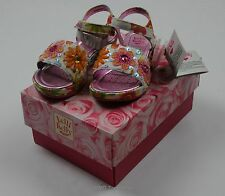 Lelli Kelly Camelia Sandals Shoes Girls NIB 12 EU 30