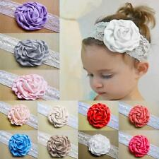 Kids Baby Girl Toddler Cute Rose Flower Headband Hair Band Headwear Accessories