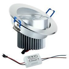 Cool NEW 9W/12W/15W/21W/27W/36W Bright LED Recessed Ceiling Down Light Bulb Lamp