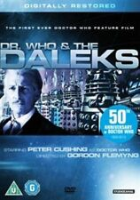 Doctor Who And The Daleks (DVD, 2013)