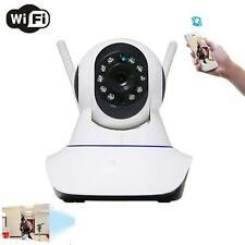 Wireless Pan Tilt 720P Security Network CCTV Camera Night Vision WIFI Webcam SS