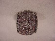 BEAUTIFUL Chicago Blackhawks 2010 Stanley Cup Champs Jonathan Toews Sz 12 Ring!!