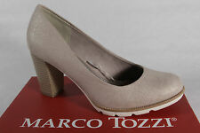 Marco Tozzi Court shoes Ballerina Slippers beige soft inner sole NEW