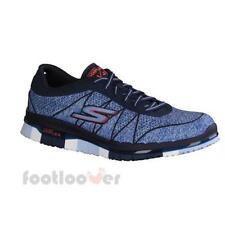 Shoes Skechers Go Flex Ability Walk 14011 nvbl Running Woman Navy Blue