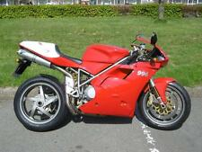 2003 03-PLATE DUCATI 996S 996 S *WITH JUST 8398 MILES FROM NEW**IMMACULATE COND*
