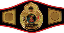 TITLE Boxing World Championship Title Belt