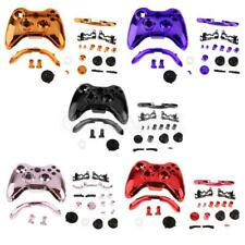 Custom Replacement Wireless Game Controller Shell Case Cover Kit for Xbox 360