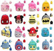 Baby Toddler Kids Child Mini Cartoon Animal Backpack Schoolbag Shoulder Bag &8