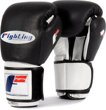 Fighting Sports Tri Tech Boxing Gloves MMA Sparring Equipment 12 14 16 oz Gear
