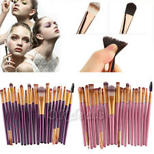 20 pcs/Sets Eye Shadow Cosmetic Makeup Brushes Set Lip Eyebrow Brush Kits Tools