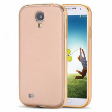 Ultrathin Metal Aluminum Bumper PC Back Case Cover For Samsung Galaxy S4 I9500
