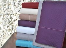 Cotton Rich 800 Thread Count 6PC Microchecker Sheet Set