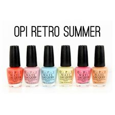 OPI - Nail Lacquer - 2016 Retro Summer - 0.5oz / 15ml Each - Choose From Any!