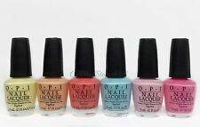 OPI Nail Lacquer - RETRO SUMMER 2016 Collection - Pick Any Shade 0.5oz