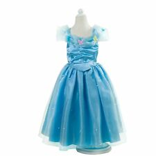 Toddler Girl Princess Dress Prom Ball Gown Party Masquerade Formal Quinceanera