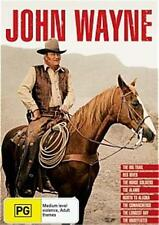 JOHN WAYNE Collection : NEW 8-DVD