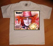 Alice Through The Looking Glass Personalized T-Shirt - NEW