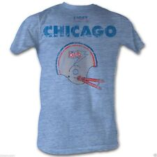 T-Shirts Sizes S-2XL New Authentic USFL Chicago Blitz Mens T-Shirt