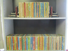 150 Matt Ladybird Books Without Spines - 150 Books Collection! (ID:34553-555)