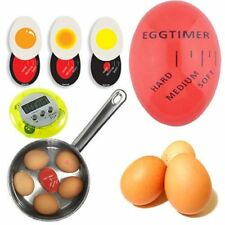 Egg Perfect Color Changing Timer Yummy Soft Hard Boiled Eggs Cooking Kitchen GP