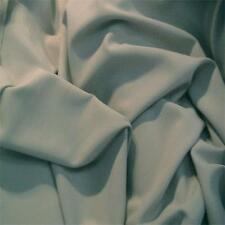 Sage Green Bi Stretch Polyester Business Wear Suiting Dress fabricMaterial 150cm